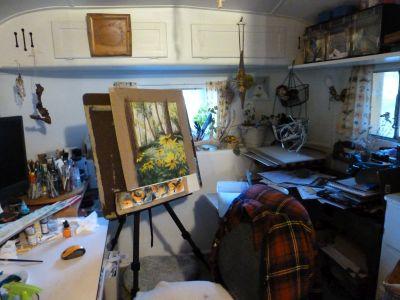 Lisa's Studio
