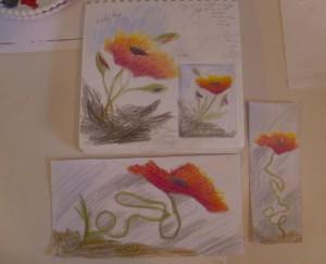 Journey Poppy Painting Plans