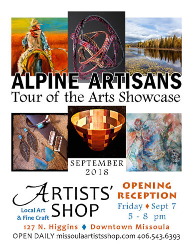 Alpine Artisans Group Show