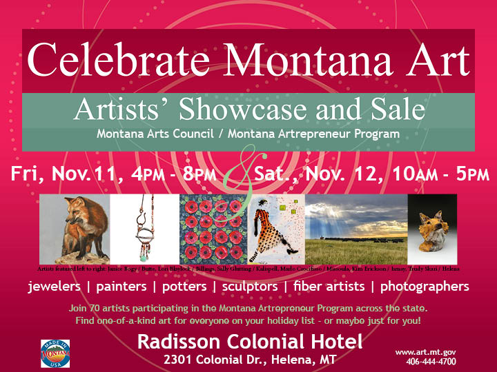 Celebrate Montana Art 2016