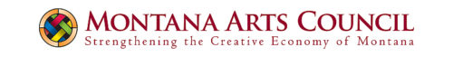 Montana Arts Council Logo