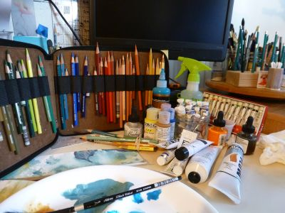 Lisa's Art Supplies